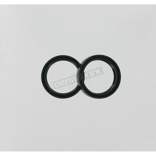 Parts Unlimited Fork Seals - 41mm x 53mm x 8/9.5mm - FS022