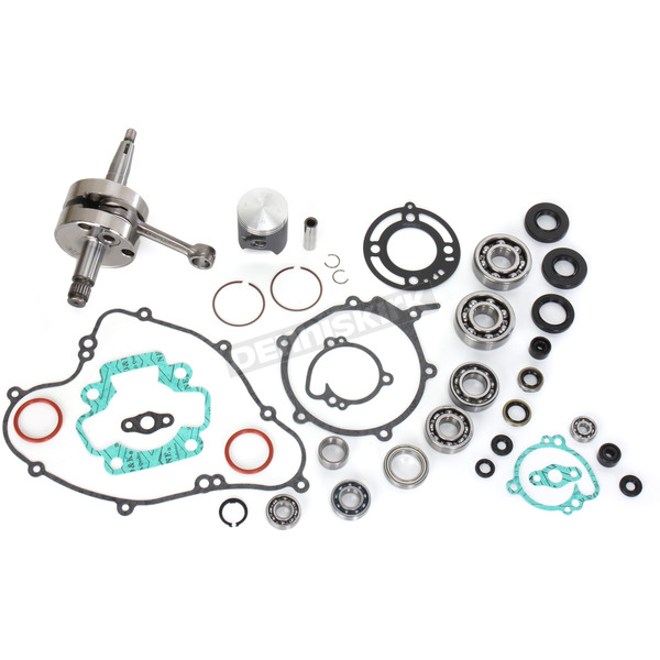 Wrench Rabbit Complete Rebuild Kit (44.5mm Bore) - WR101-050