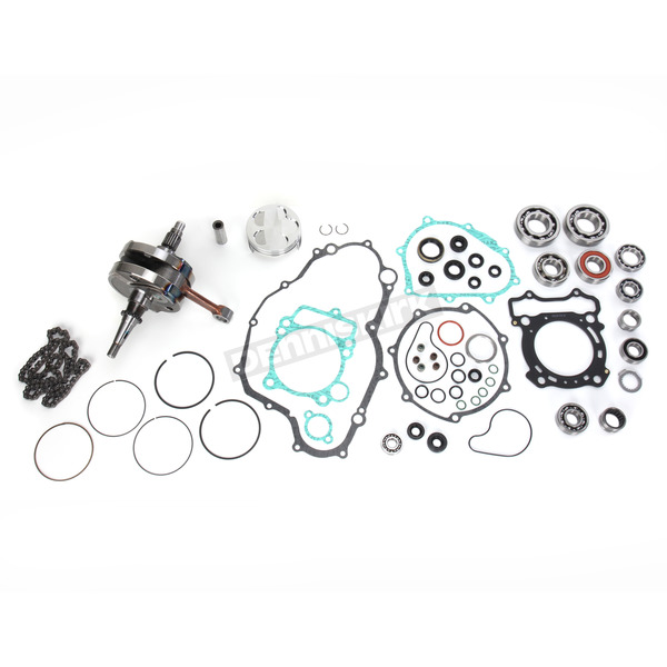 Wrench Rabbit Complete Engine Rebuild Kit (77mm Bore) - WR101-084