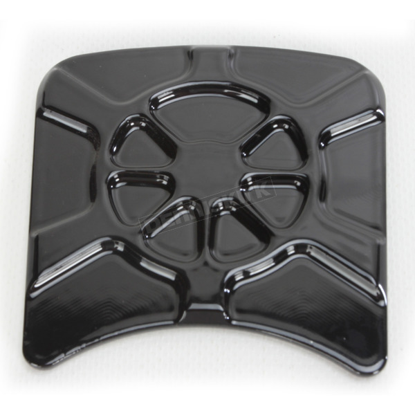 LA Choppers Decadent Black Powdercoat Inspection Cover Insert - LA-F440-04B