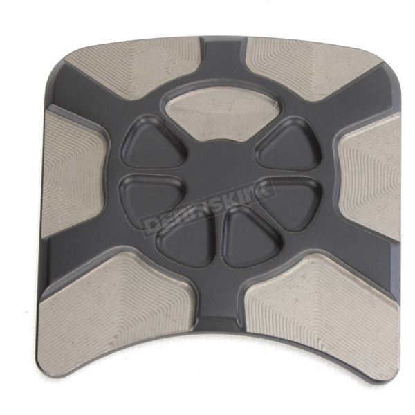 LA Choppers Satin Black Laser Fusion Inspection Cover Insert - LA-F440-04M