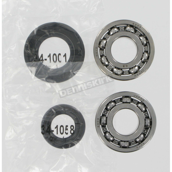 Moose Crank Bearing/Seal Kit - 0924-0102