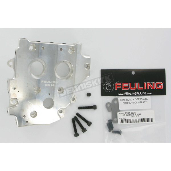 Feuling Motor Company Cam Support Plate - 8015