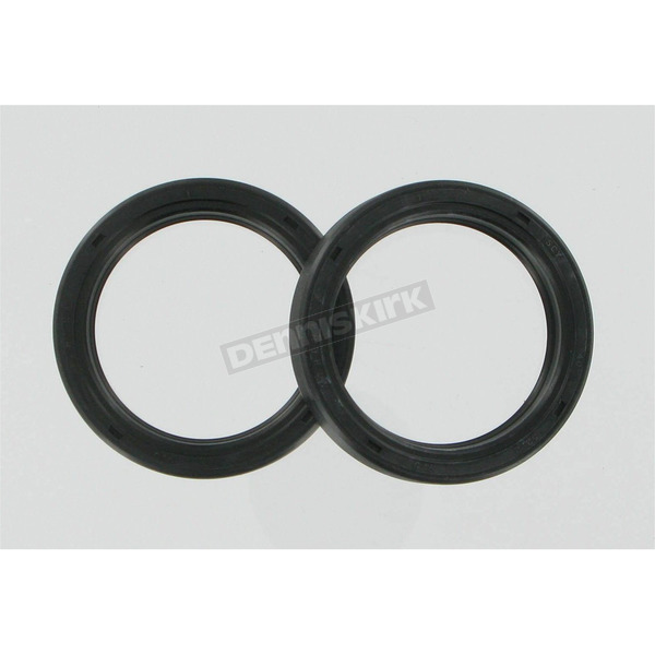 Parts Unlimited Fork Seals - 40mm x 52mm x 9.5mm - 0407-0125