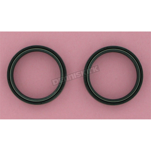 Parts Unlimited Fork Seals for Showa 45mm Fork Tubes - 45mm x 57mm x 11mm - 0407-0126