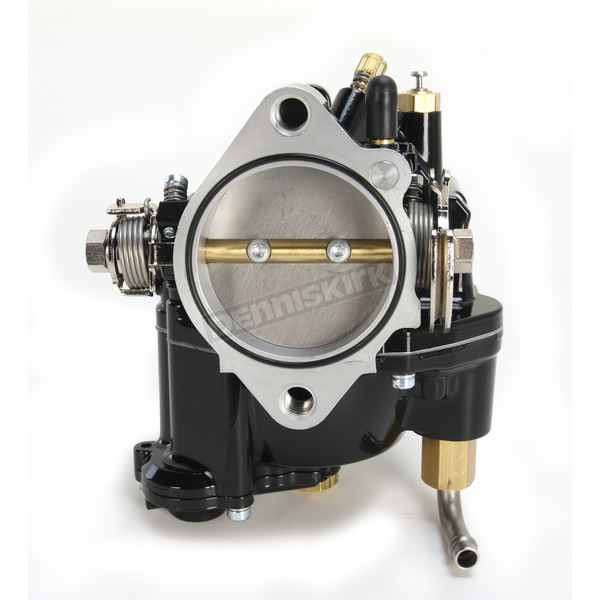S&S Cycle Black Super G Carburetor - 110-0100