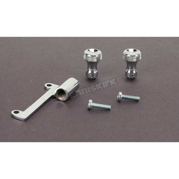 Todd's Cycle Choke Cable Relocation Bracket Kit - TMK-1