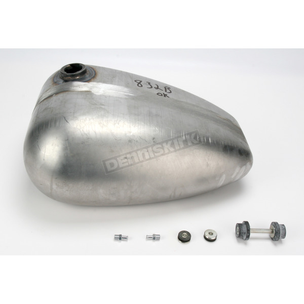 Paughco Fatbob Style Replacement Gas Tank - 832B