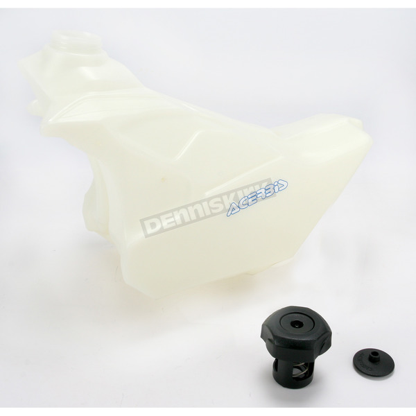 Acerbis 3 Gallon White Fuel Tank - 2140820147