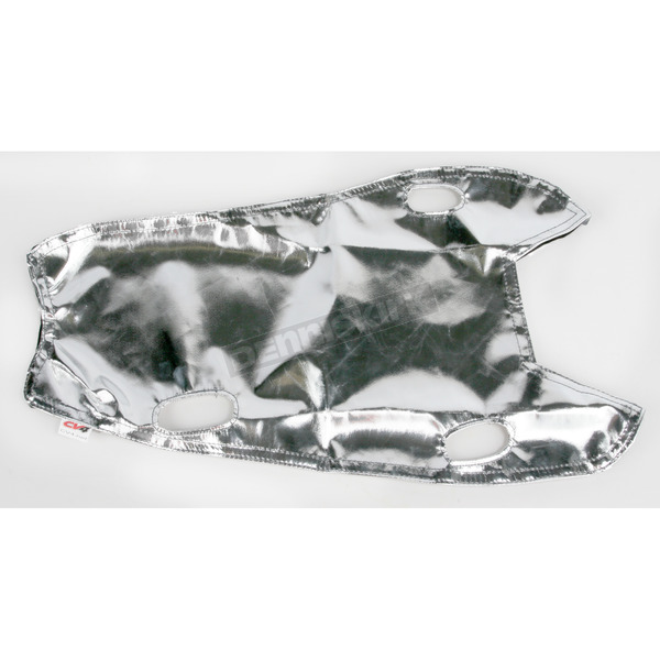 CV4 Clear Fuel Tank Shield - CV41400