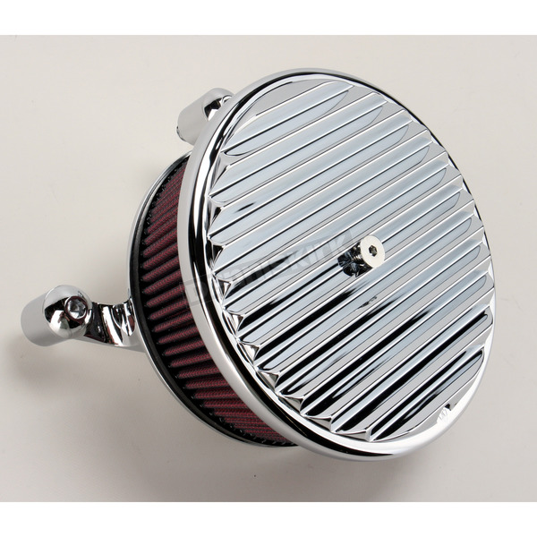 Arlen Ness Retro Stage 2 Big Sucker Performance Air Cleaner Kit - 18-843