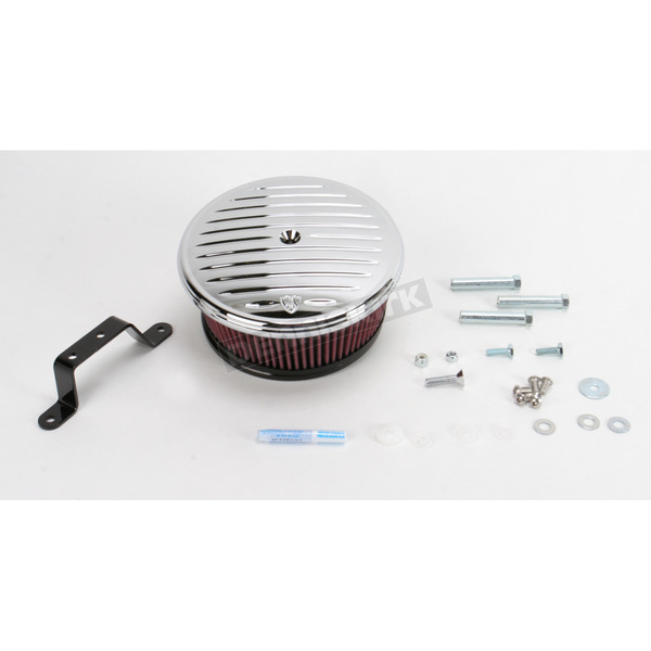 Arlen Ness Grooved Big Sucker Performance Air Filter Kit - Y-2013