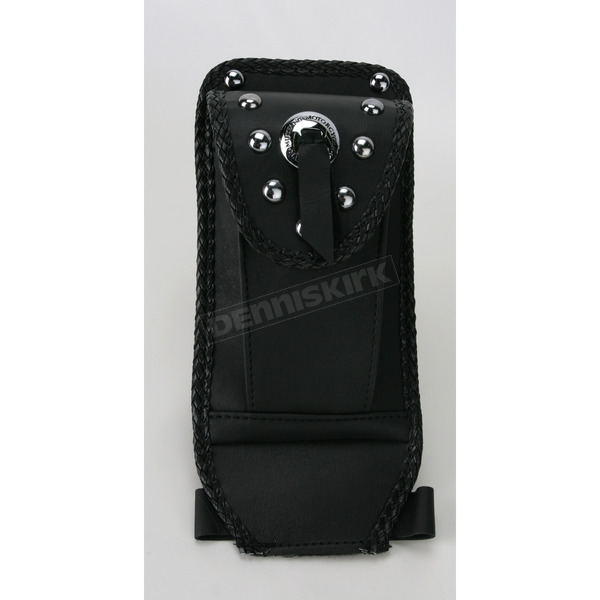 Mustang Seats Studded Tank Bib with Pouch - 93309