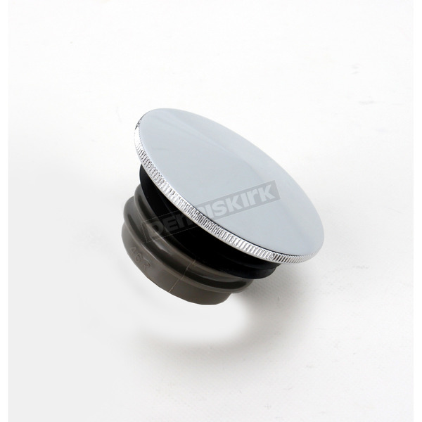 Kuryakyn Vented Peaked Gas Cap - Right-hand Threads - 8667