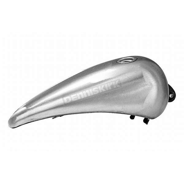 Kustomwerks One Piece 2 in. Stretched Sport Bob Gas Tank for Sportster Models - 20057
