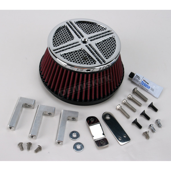 Baron Custom Accessories XXX Air Cleaner Assembly - BA-2311-00