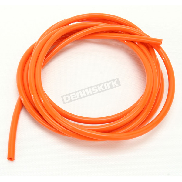 Samco Sport Orange 3mm I.D. x 2mm Wall Vacuum Tubing - USA-VT3B-2W-OR