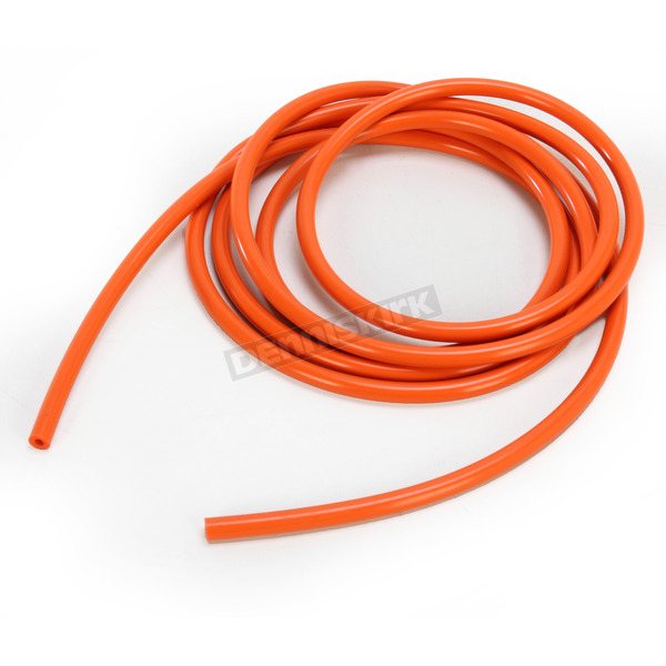 Samco Sport Orange 4mm I.D. x 2mm Wall Vacuum Tubing - USA-VT4B-2W-OR