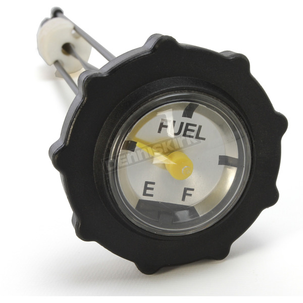 Kelch Style Non-Vented 13.25 in. Gas Cap with Gauge - EPIGC5
