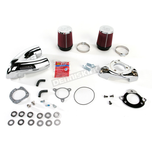 S&S Cycle Tuned Induction Air Cleaner Kit - 170-0089
