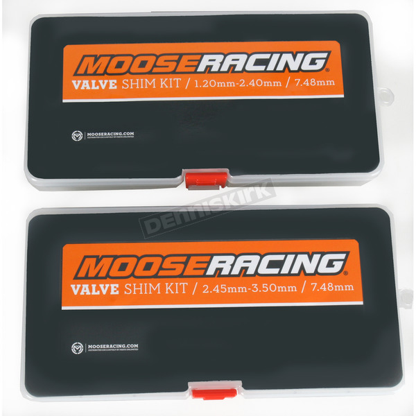 Moose 7.48mm Complete Valve Shim Kit - 0926-1827
