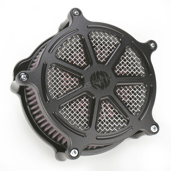 Roland Sands Design Black Ops Morris Venturi Air Cleaner - 02062074SMB