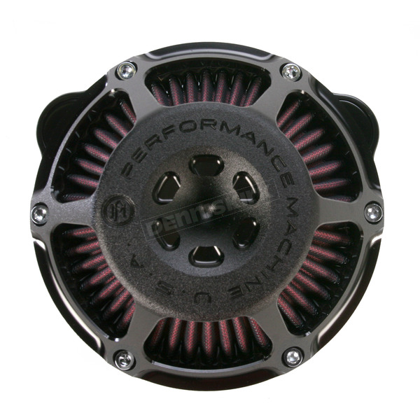 Performance Machine Black Ops Max HP Air Cleaner - 0206-2080-SMB