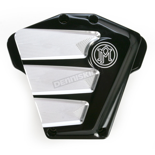 Performance Machine Contrast Cut Scallop Air Cleaner - 0206-2083-BM