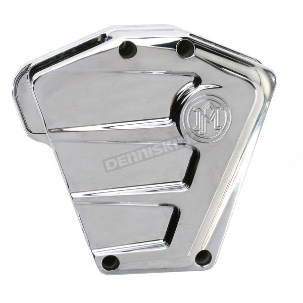 Chrome Scallop Air Cleaner - 0206-2087-CH