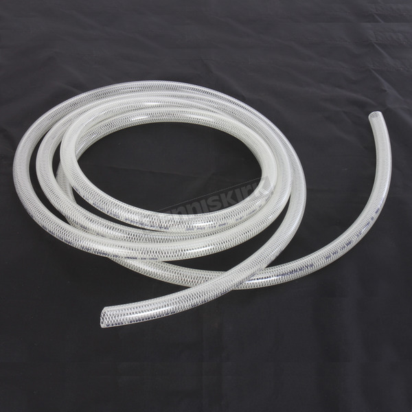 Helix Racing Products Clear 3/8 in. High Pressure Fuel Line - 10 Feet - 380-0307