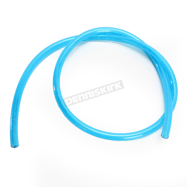Helix Racing Products Blue 1/4 in. High Pressure Fuel Line - 3 Feet - 140-3105