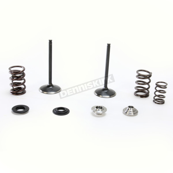 Moose Stainless Intake Valve and Spring - 0926-2572