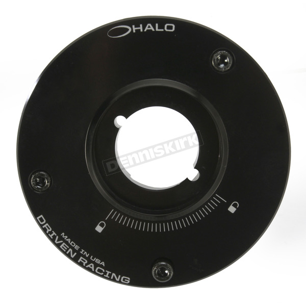 Black Halo Fuel Cap Base - DHFCB-SU