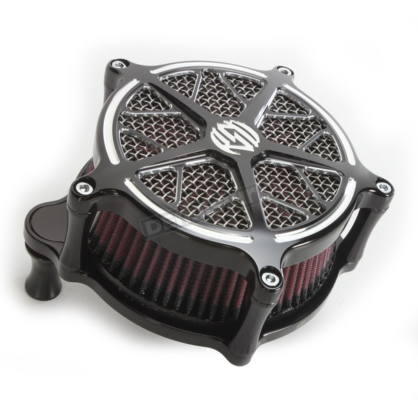 Roland Sands Design Hutch Air Cleaner - 0206-2118-BM