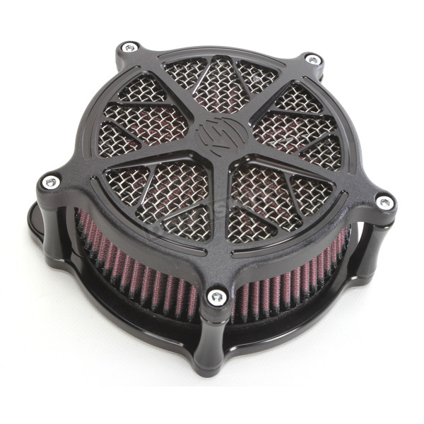 Roland Sands Design Hutch Air Cleaner - 0206-2119-SMB