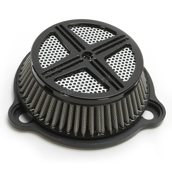 LA Choppers Black XXX Air Cleaner Kit - LA-2390-01B