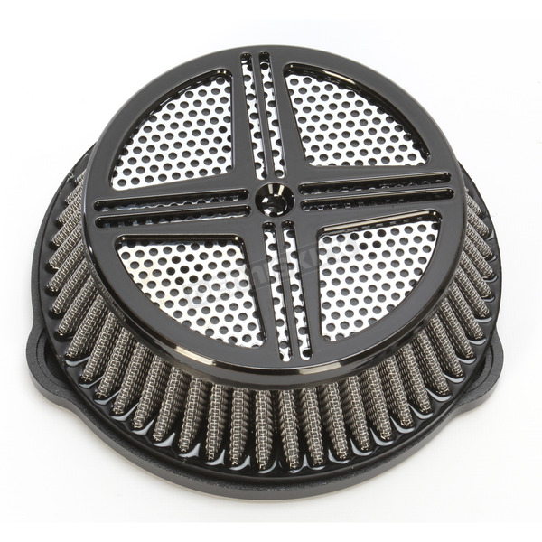 LA Choppers Black XXX Air Cleaner Kit  - LA-2390-02B