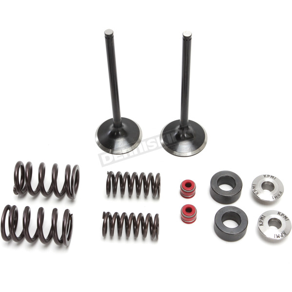 Moose Stainless Steel Intake Valve Kit - 0926-2932