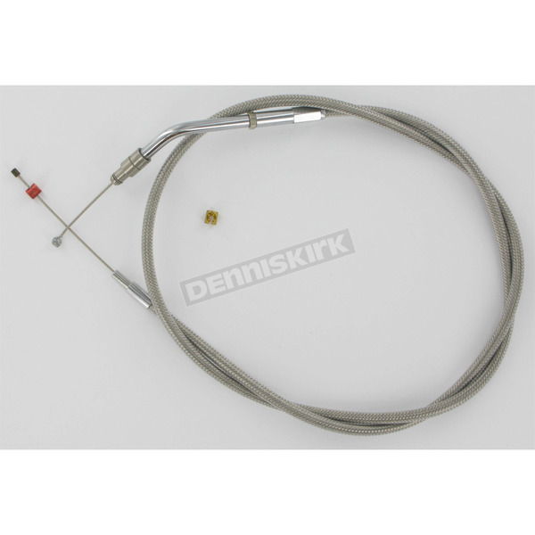 Barnett Stainless Steel Throttle Cable - 102-30-30016-03