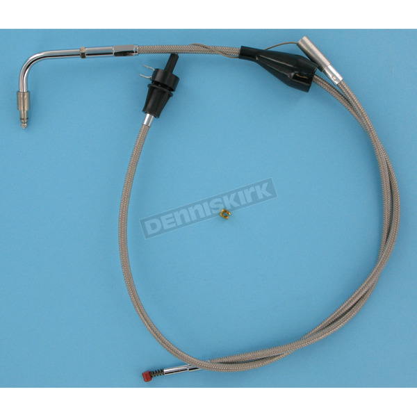 Barnett 42 in. Stainless Steel Idle Cable for Models w/Cruise Control - 102-30-41001-03