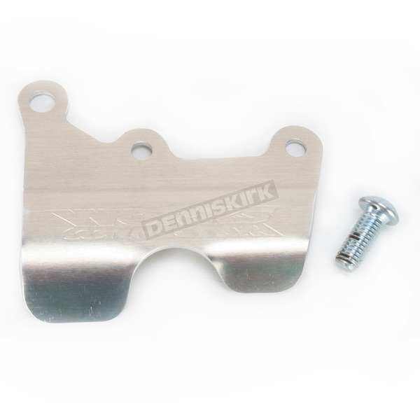 Works Connection Rear Master Cylinder Guard - 15-008