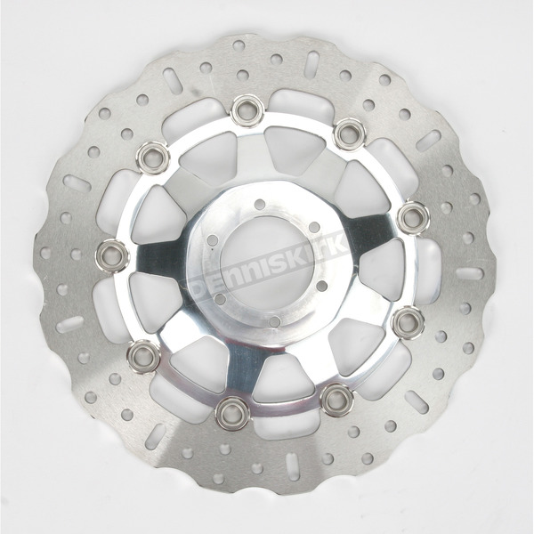 EBC Polished Pro-Lite Contour Brake Rotor - MD1003SCC