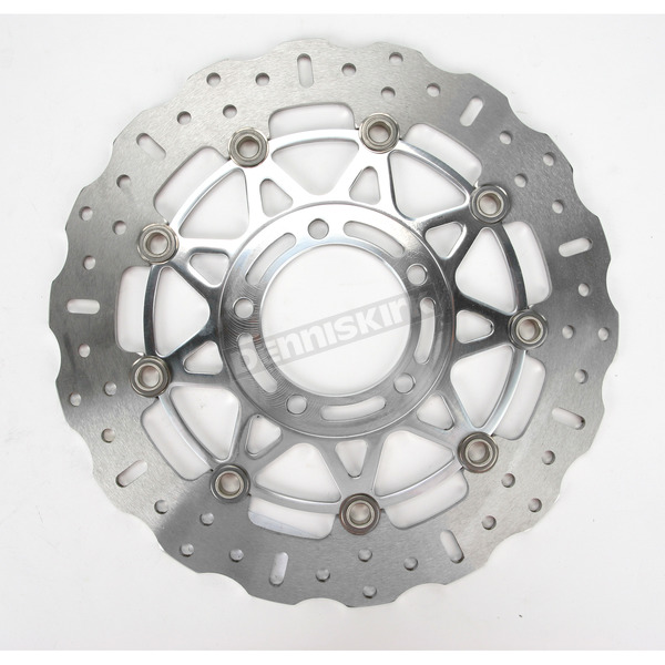 EBC Polished Pro-Lite Contour Brake Rotor - MD4155SCC