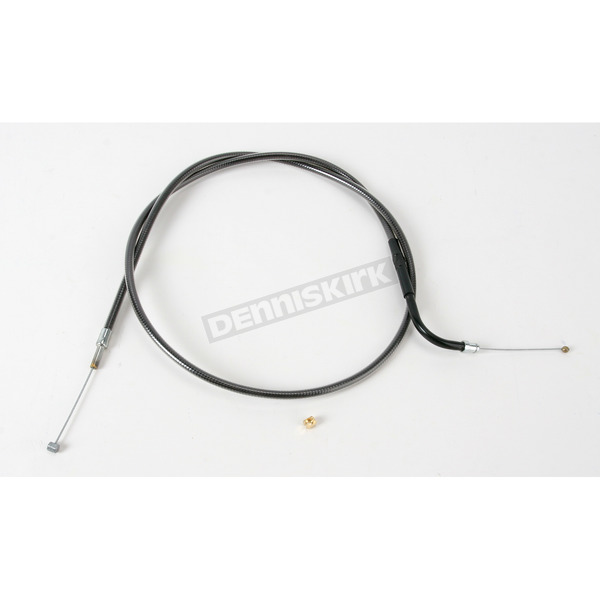 Magnum Black Pearl Designer Series Alternative Length Braided Throttle Cable - 43196