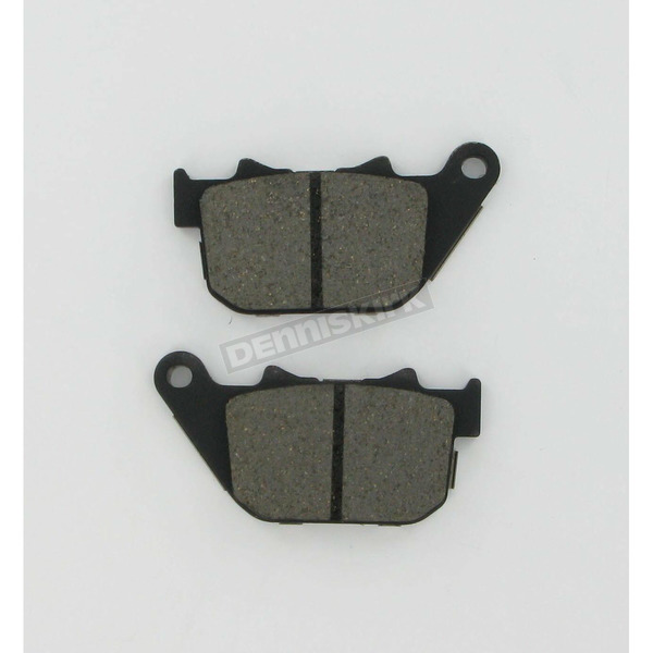 Rear Semi-Metallic Brake Pads - 1721-0885