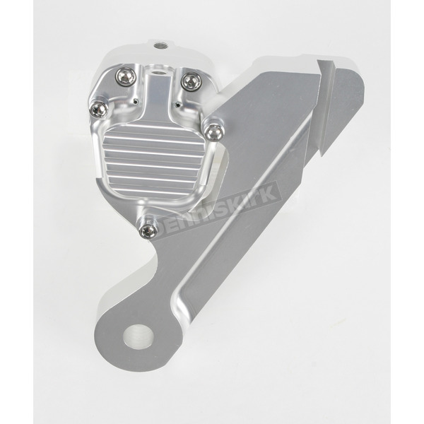 GMA Engineering Custom 2-Piston Rear Classic Clear Anodized Brake Caliper - GMA-202ST