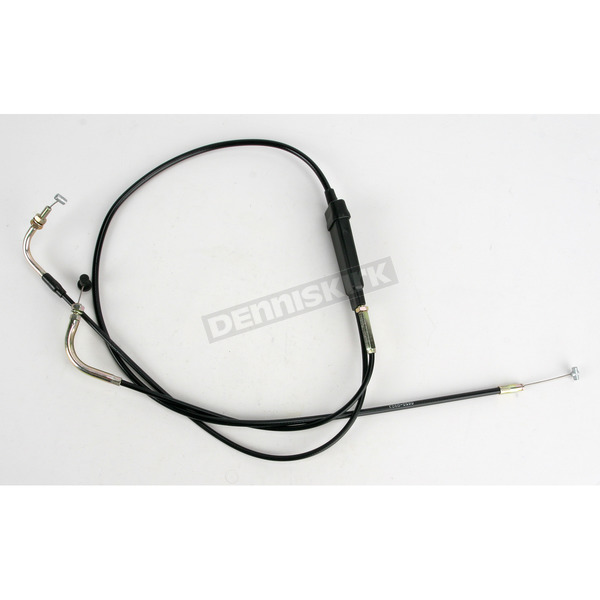 Parts Unlimited Custom Fit Throttle Cable - 0650-0903