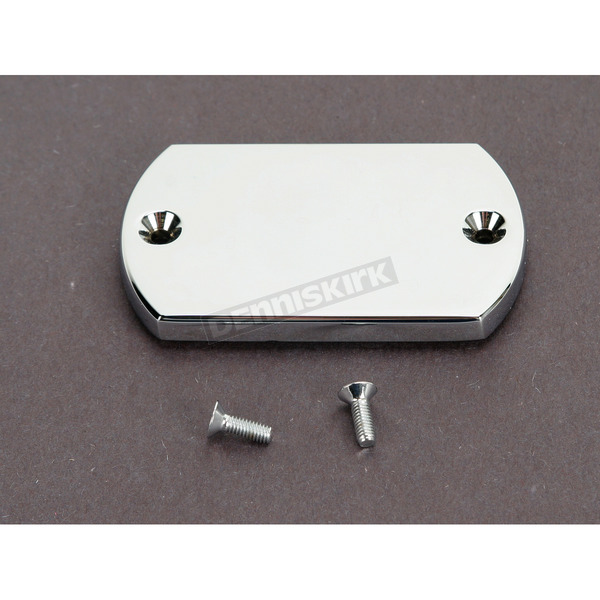 Baron Custom Accessories Smooth Master Cylinder Cover - BA-7640-00