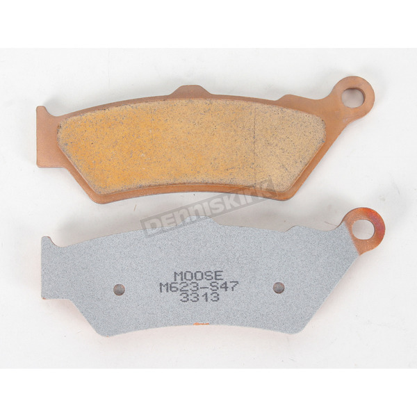 Moose Front XCR Comp Brake Pads - 1721-0999