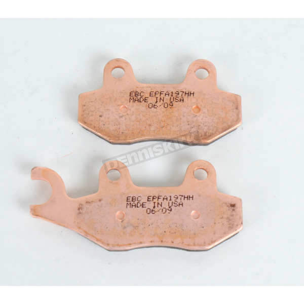 EBC Rear Extreme Performance Brake Pads - EPFA197HH